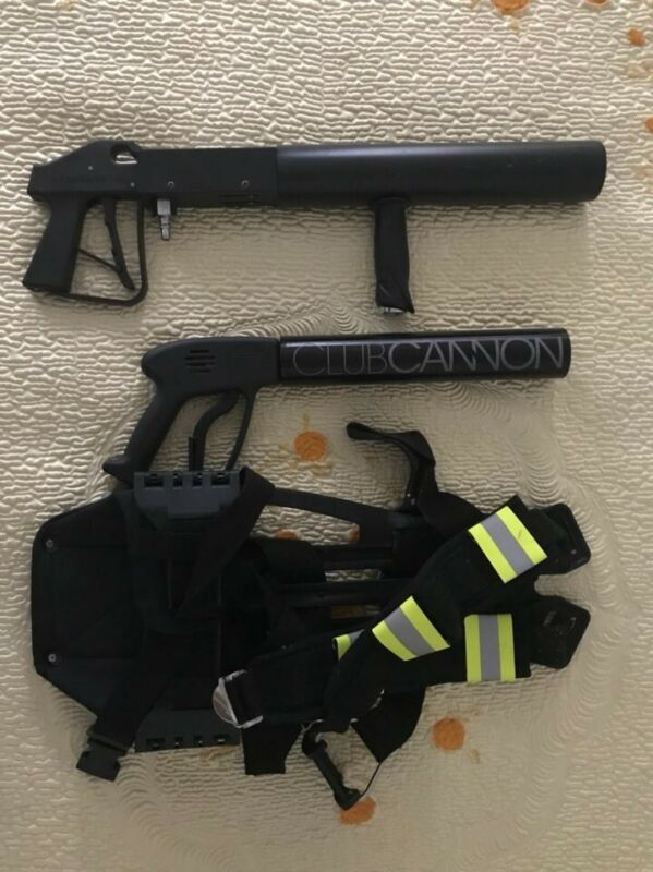 Club Cannon Handheld CO2 Cannon