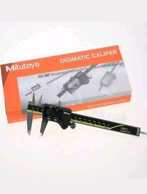 New Mitutoyo Absolute 8 200mm Digital Digimatic Caliper Brand New In Box
