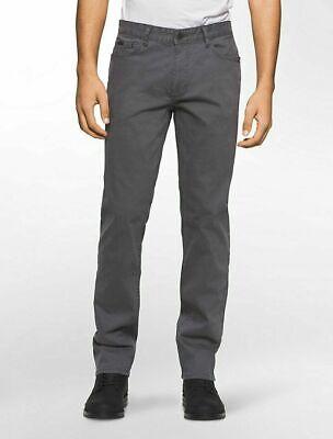 Calvin Klein Pants Men's Stretch 5-Pocket Pants