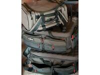 Carp fishing luggage