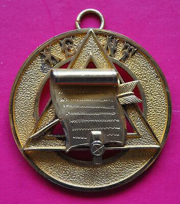 Kent Chapter Past Provincial Grand Registrar masonic collar jewel