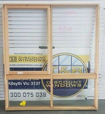 Timber Awning Window 2050H x 1840W (Item 4993) KDHW