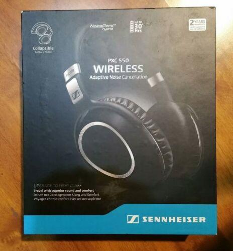 Sennheiser PXC 550 Wireless Bluetooth Headphones - Black