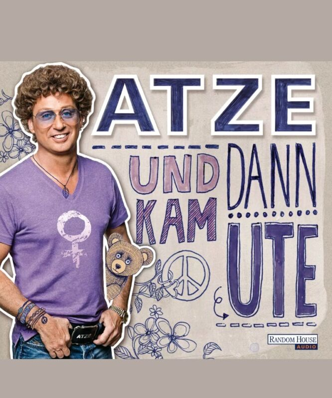 Atze  Schröder - Und dann kam Ute !!!!  - CD neu !!!