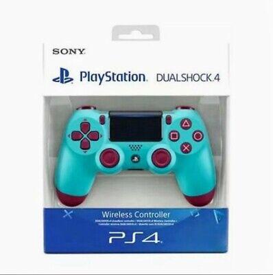 DualShock 4 Mando Inalámbrico para Sony PlayStation 4 - Berry Blue