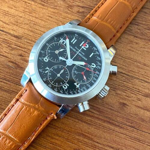 GIRARD PERREGAUX FERRARI REF. 8090 TR250 TESTAROSSA CHRONOGRAPH GENUINE WATCH - watch picture 1