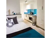 Contemporary Student Studios Apt. directly opposite University of Birmingham inclusive of bills