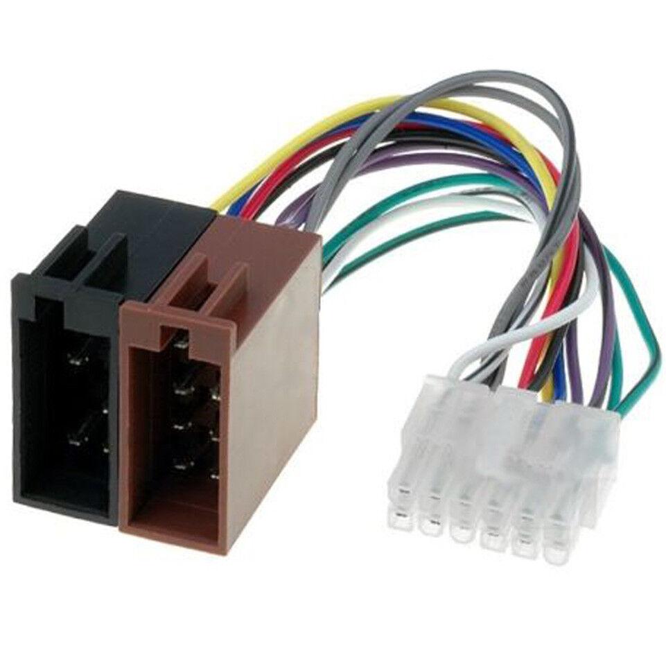 PIONEER Adapter Radio Anschluss Kabel für Auto Radios