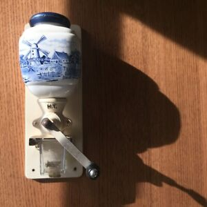 Antique Coffee Grinder Highton Geelong City Preview