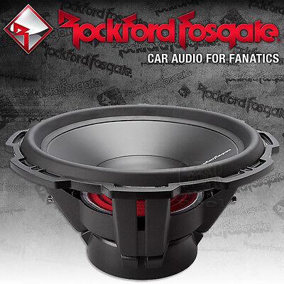 Rockford Fosgate Punch P2 P2D2-15 38cm Subwoofer 800 Watt Bass Woofer Chassis Rockford Fosgate Punch P2