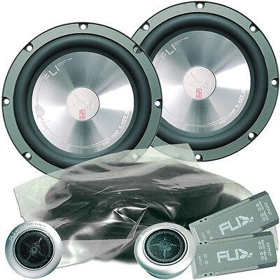 FLI 16,5cm Kompo Lautsprecher für Mercedes CLK W208 Tür v