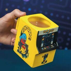 PAC-MAN Retro Official Oversized Mug