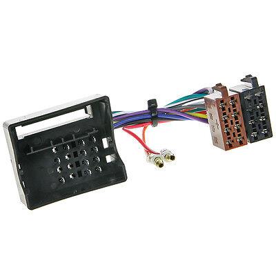 1196-02 Radioanschlusskabel Autoradio Adapter Kabel für Mercedes Sprinter W906