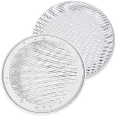 SG16-W LS Gitter Weiß - Abdeckung für 165 mm Lautsprecher