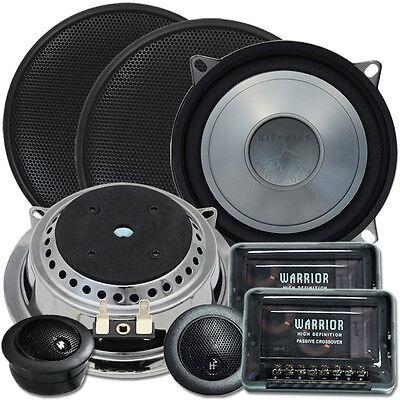 Hifonics WR 13cm Compo Lautsprecher Set für Audi 80 90 100