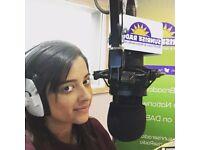 International Bollywood/Bhangra/RnB/Chart Female DJ and Host