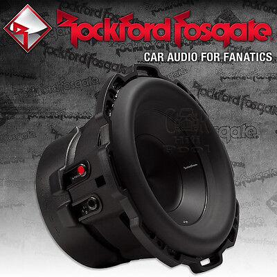 Rockford Fosgate Punch P2 P2D2-8 20cm Subwoofer 500 Watt Bass Woofer Chassis Rockford Fosgate Punch P2