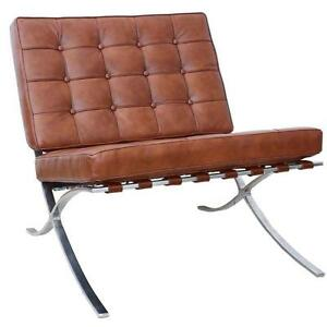 barcelona chair ebay