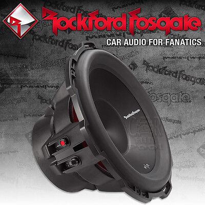 Rockford Fosgate Punch P2 P2D2-12 30cm Subwoofer 800 Watt Bass Woofer Chassis Rockford Fosgate Punch P2
