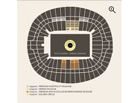 2X GOLDEN CIRCLE ADELE TICKETS- 2ND JULY