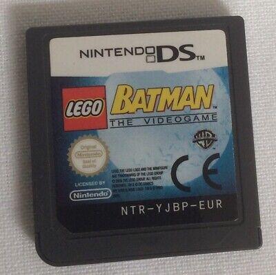 Lego Batman The Video Game Nintendo DS Cartridge, Bid Now for sale  Shipping to Nigeria