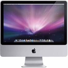 Apple Mac Desktop - Late 2007 Essendon Moonee Valley Preview