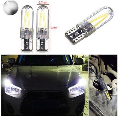 T10 COB Led Car Bulb T10 194 168 LED Car Light 6000K 12V-24V for Car Truck 10PC