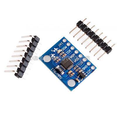 10pcs Mpu-6050 Module 3 Axis Gyroscopeaccelerometer Module For Arduino Mpu
