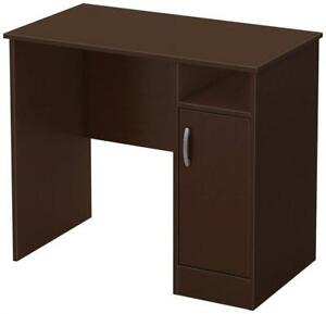 NEW South Shore Axess Work Desk, Small, Chocolate Condition: New