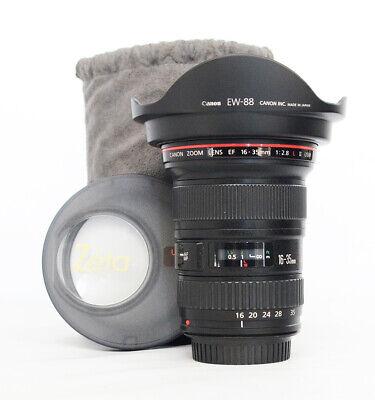 # Canon EF 16-35mm f/2.8 L II USM Lens S/N 3657904