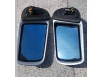 Mercedes W202 C Class c43 amg electric folding mirrors can fit w210 E class e55