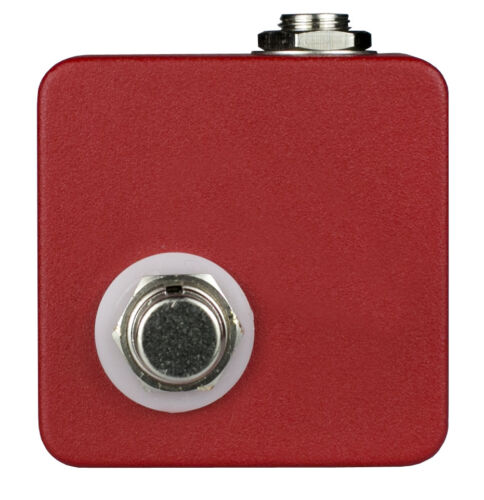 New JHS Red Remote Footswitch Pedal