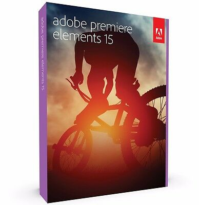 Adobe Premiere Elements 15 for Windows & Mac - Full Version ✔NEW✔