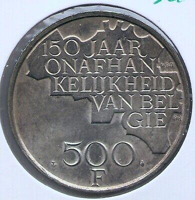 500 frank 1980 vlaams * nr 5604