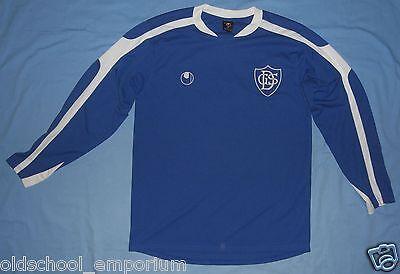 Dundalk Grammar School/2000's Home UHLSPORT- VTG MENS Shirt/Jersey. Size: M image