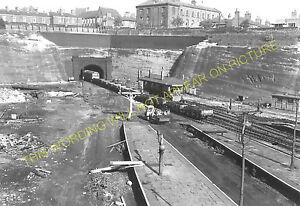 Nottingham Victoria Railway Station Photo. Great Central Railway. (49)