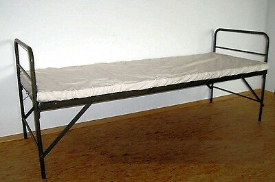 Feldkrankenbett; Bett klappbar stapelbar BW, Klappbett; Stockbett; Etagenbett