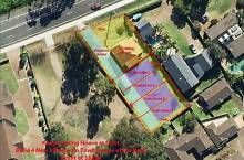 NSW Development Site 1438m2. Keep House and put 4 Townhouse Sydney City Inner Sydney Preview