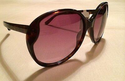 NWT Marc By Marc Jacobs $110.00 Women's Mmj368/S 086 Sunglasses Havana Brown