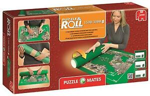 NEW! Jumbo Puzzle Mates Puzzle & Roll 1500-3000 piece jigsaw storage