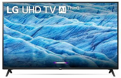 "LG 55UM7300 55"" AI ThinQ Class 4K Smart UHD TV with Google Assistant & Alexa"