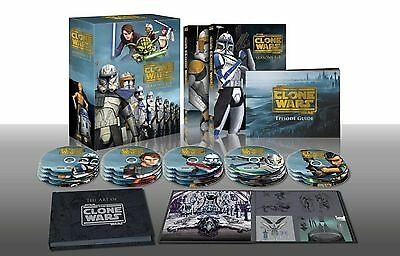 Star Wars Clone Wars DVD Collector