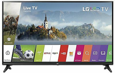 Lg Electronics 49Lj5500 49 Inch 1080P 60Hz Smart Led Tv With 2 Hdmi   1 Usb Port
