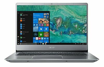 Acer Swift 3 Laptop Intel i5 8265U 1.60 GHz 8 GB Ram 512 GB SSD Windows 10H