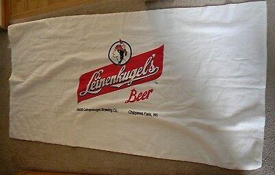 Leinenkugel Beach Towel- 5 Feet Long