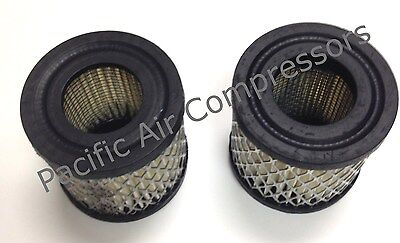 Sanborn 019-0053 Air Filter Set Of 2