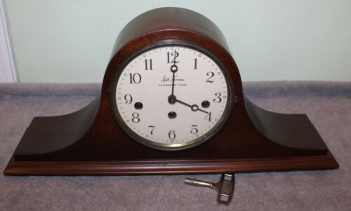 VINTAGE SETH THOMAS MANTLE CLOCK A401-003