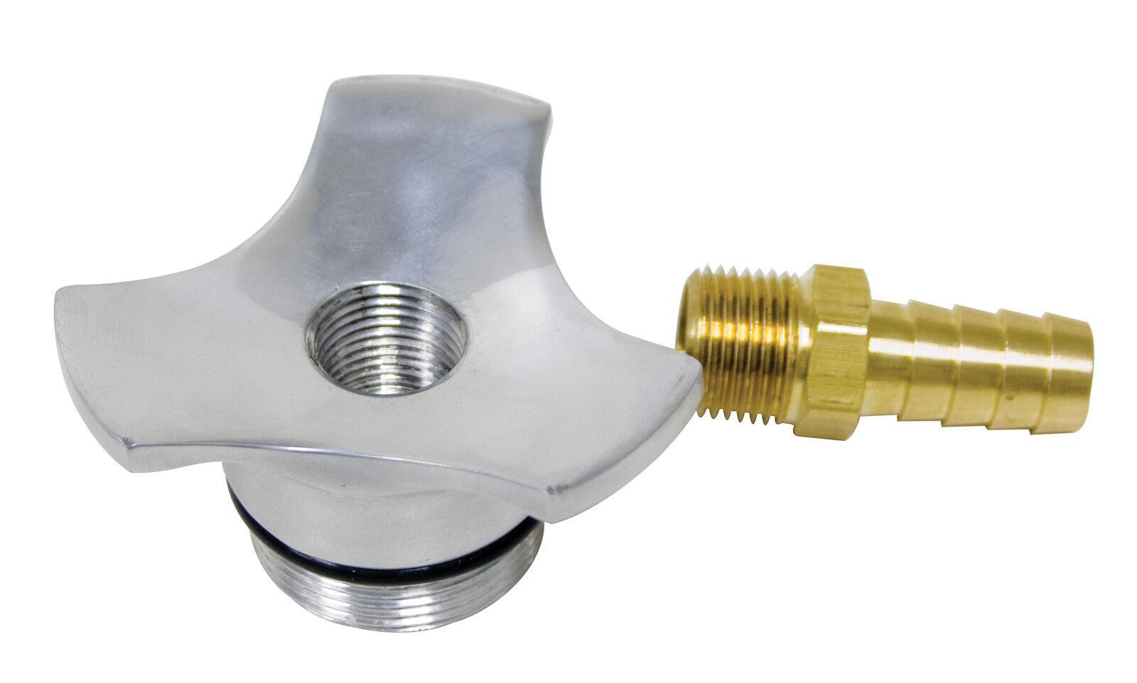 Empi Billet Oil Filler Cap  KNOCK-OFF STYLE, VW Bug Beetle VW Dune Buggy  7903