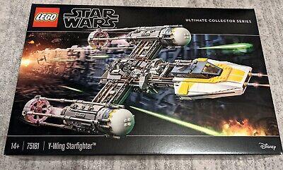 Lego Star Wars - 75181 - UCS Y-Wing - Brand New & Sealed - Retired