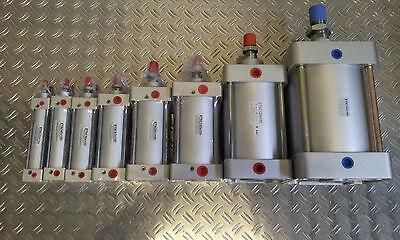SC 80x200 Hub Luftzylinder Pneumatikzylinder Zylinder Aircylinder ETSC80x200